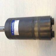 MMS minimoottori lieriöakselilla akselilla, sivulähdöillä