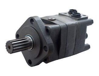 MSY - Vahvistettu moottori 14-uraisella akselilla