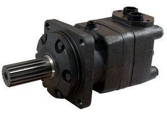 MT SH Hydraulimoottori 17-uraisella akselilla