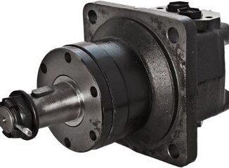 MTW - Hydraulimoottori 1:10 kartioakselilla, napakiinnitteinen