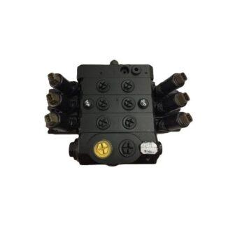 Etukuormaajaventtiili sähköohjaus 3 karainen 150 Litraa