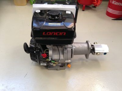 LONCIN 61 5 LMIN 210Bar 2 tehopumppulla 13HP G390FQ kuva 1 e1535023906189