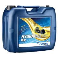 Neste Hydraulic 32, 20L hydrauliikkaöljy