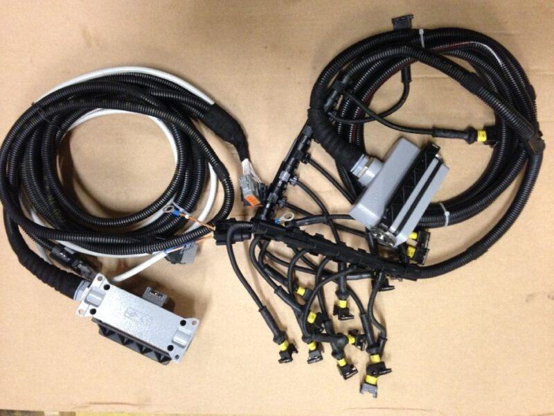 SDM100 8 1XTE10141 8 karaisen venttiilin Joystickit johtosarjan kuva 5
