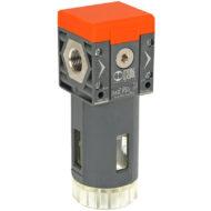 Pneumatik syntesi filter