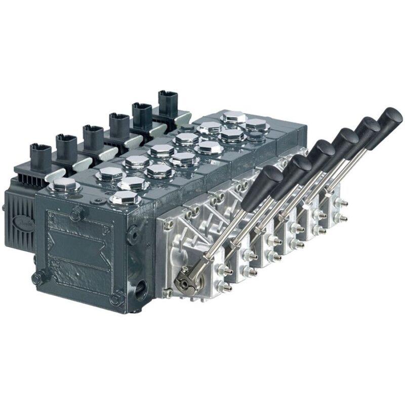 Sauer Danfoss PVG 32 venttiilippöytä propo-ohjauksella