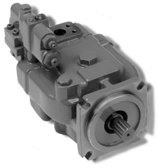 Eaton Vickers Aksiaalimäntäpumppu Korjaussarja PVH57