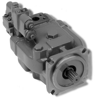 Eaton Vickers Aksiaalimäntäpumppu Korjaussarja PVH74QIC