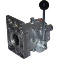 Mekaaninen hydrauliikan irroituskytkin
