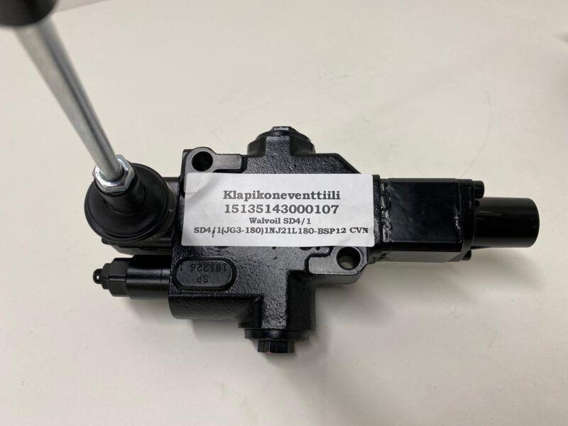 """WALVOIL SD4/1(KG3-180)118L180XXL1/2"""" CVN"""