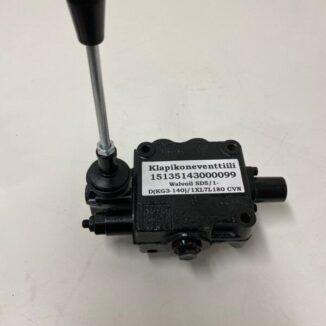 Walvoil SD5/1-D(KG3-140)/1XL7L180 CVN