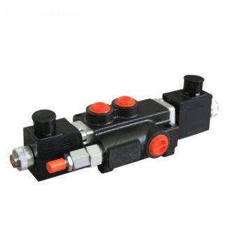 Z50 Sähköohjatut monoblock suuntaventtiilit 50 l/min