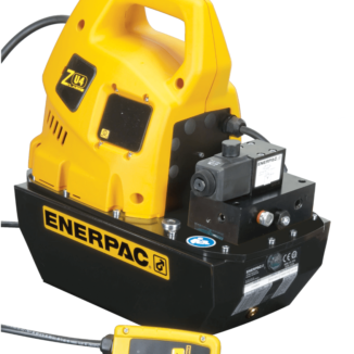 Enerpac Sähköpumppu ZU4104DB, 3/2 4L, 700bar, 230V
