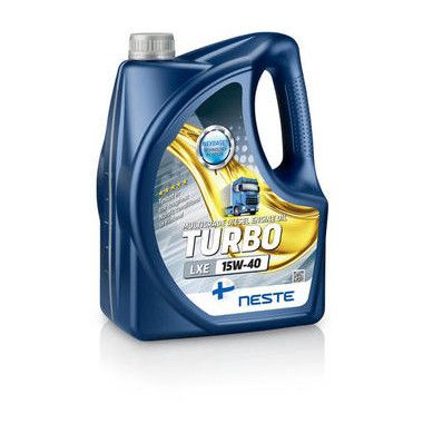 Neste Turbo LXE 15W-40, 180kg 186411