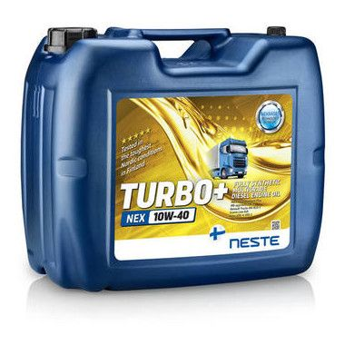 Neste Turbo+ NEX 10W-40, 170kg 112111