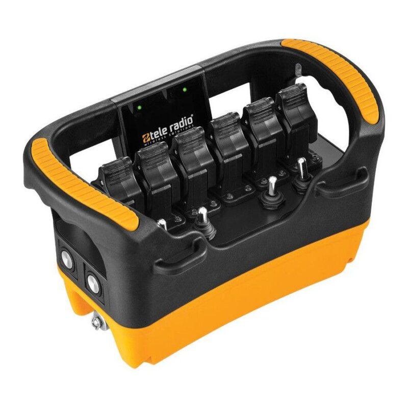 Radio-Ohjaus T26-TS03-01 Radio-ohjaus 6 x vipukytkimiä