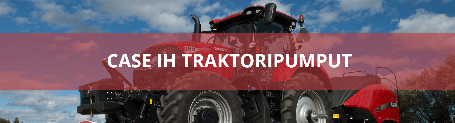 Case IH traktoripumput