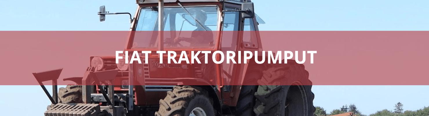 Fiat traktoripumput