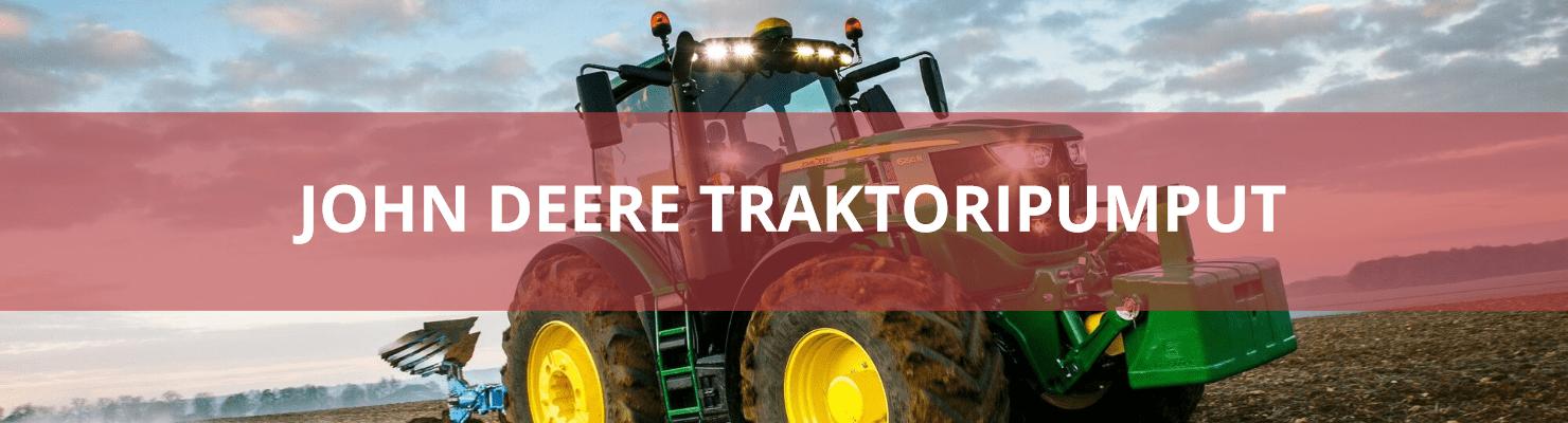 John Deere traktoripumput