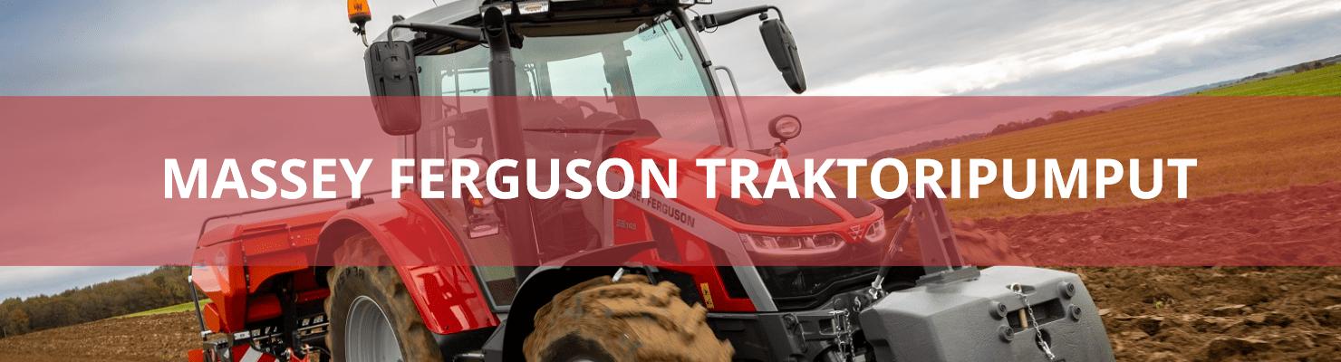 Massey Ferguson traktoripumput